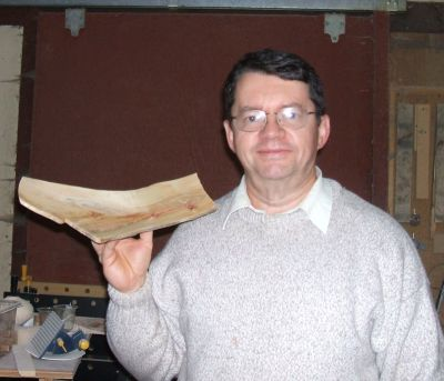 woodturning author image