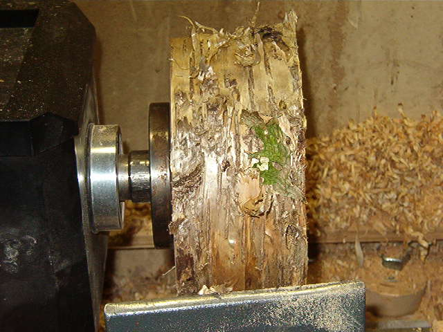 Wood Turning The End Grain Bowl
