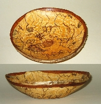 project bowl endgrain