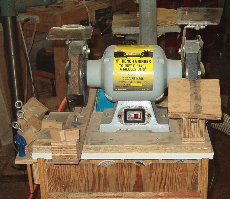 Wood Turning Tools Sharpening